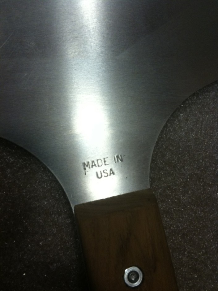 The KettlePizza Pro Pizza Peel - Made in USA