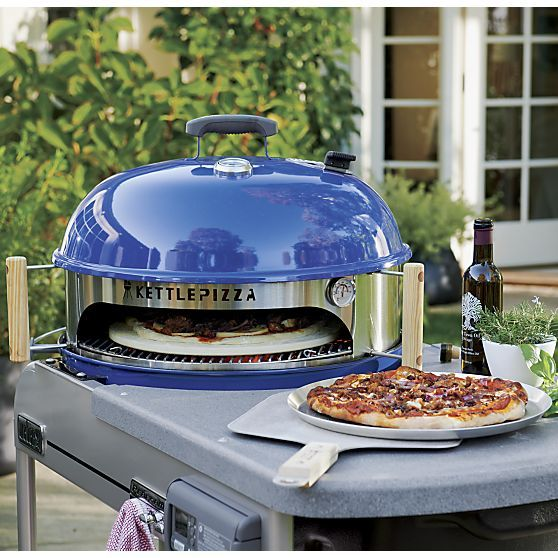 A Backyard Pizza Oven Adds Excitement to any Outdoor Kitchen ...