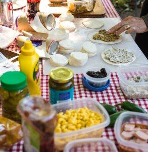 KP Biscuit Prep Table